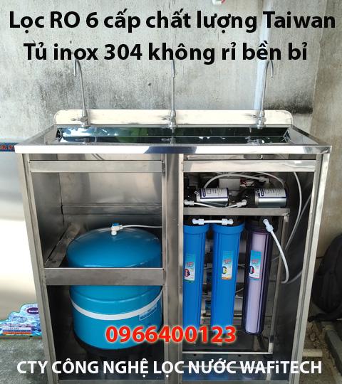 Máy lọc nước bán công nghiệp