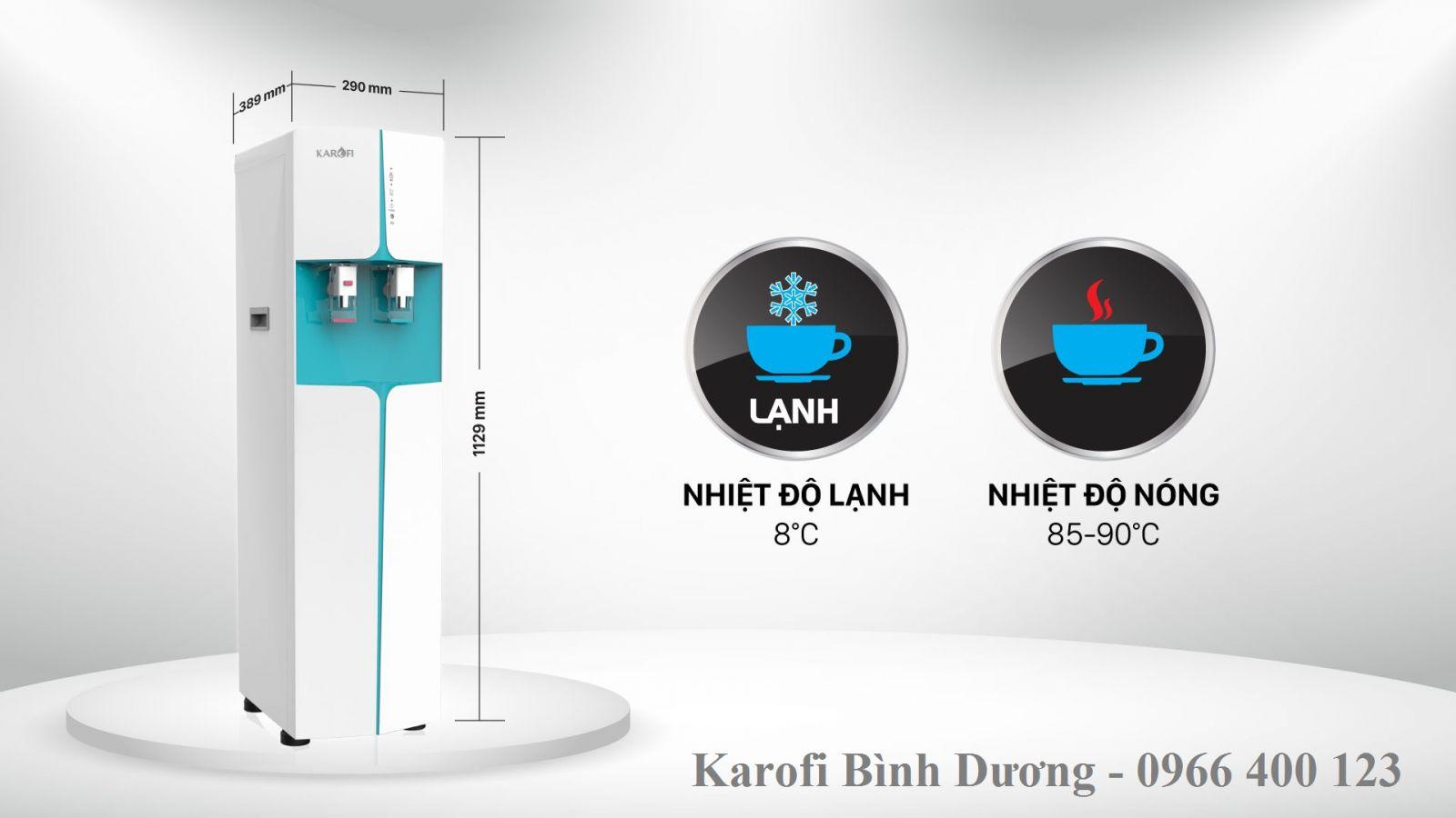 Máy lọc nước Karofi uy tín tại Bình Dương