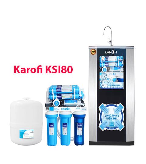 Máy lọc nước RO Karofi 8 cấp ưu việt