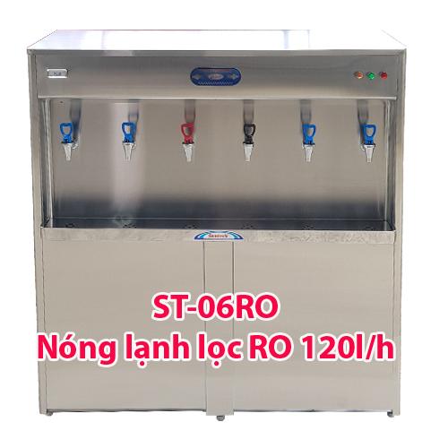 Máy lọc nước nóng lạnh công nghiệp Suntech ST-06RO