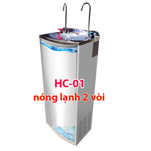 Máy lọc nước nóng lạnh 2 vòi giá rẻ