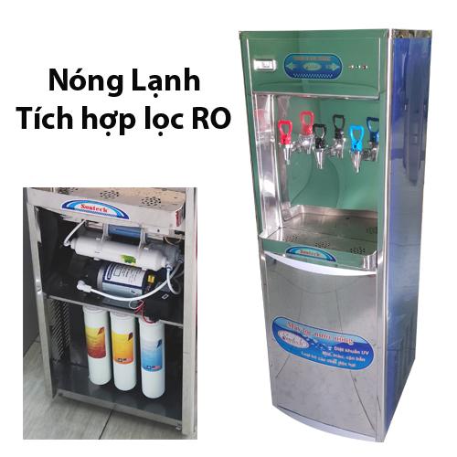 Máy lọc nước nóng lạnh RO 3 vòi ST-03RO