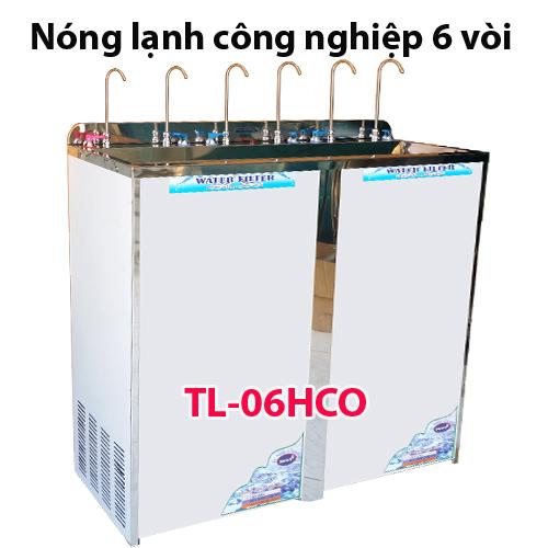 Máy lọc nước nóng lạnh 6 vòi Suntech TL-06HCO