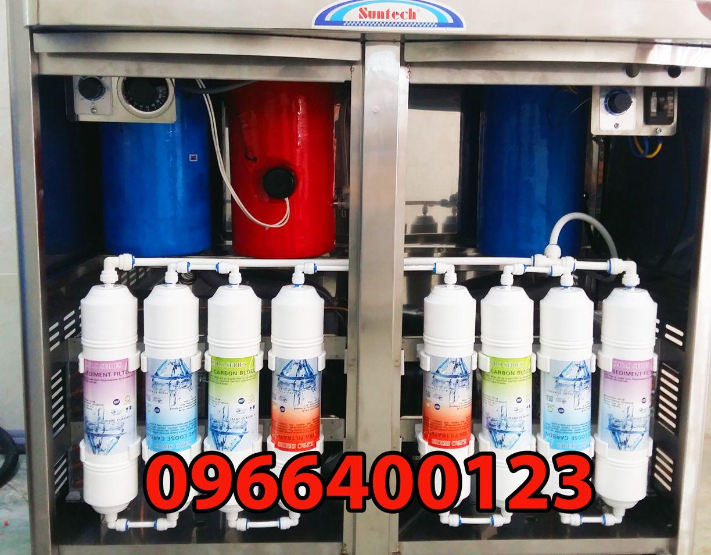 Bộ lọc nước cao cấp của máy Suntech