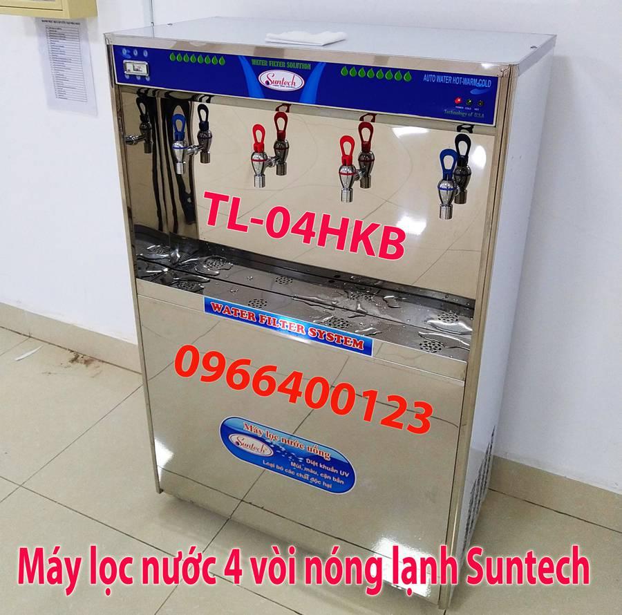 Máy lọc nước nóng lạnh 4 vòi TL-04HKB