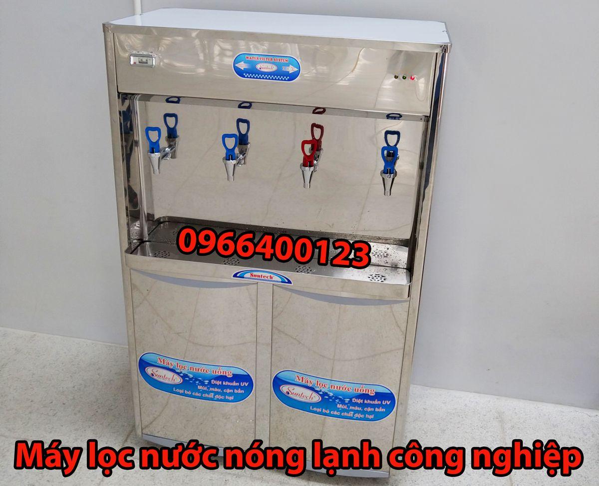 Máy lọc nước nóng lạnh 4 vòi ST-04UF