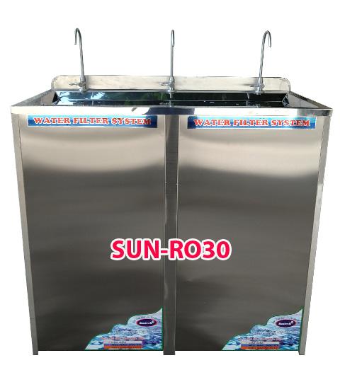 Máy lọc nước RO bán công nghiệp 30l