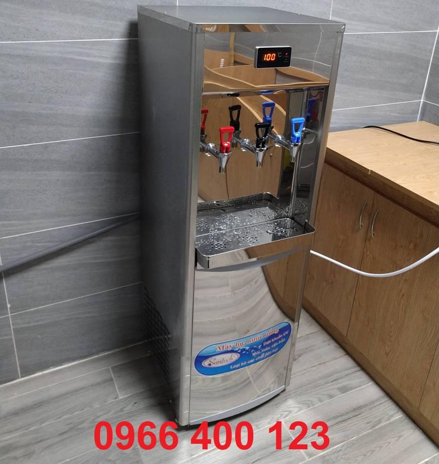 Máy lọc nước 3 vòi nóng lạnh nguội Suntech