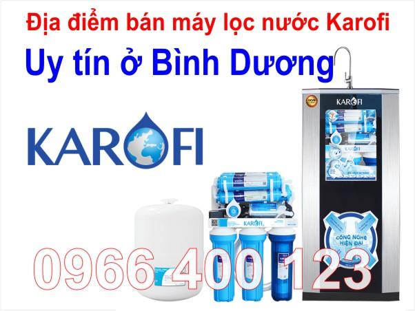 Địa điểm bán máy lọc nước karofi