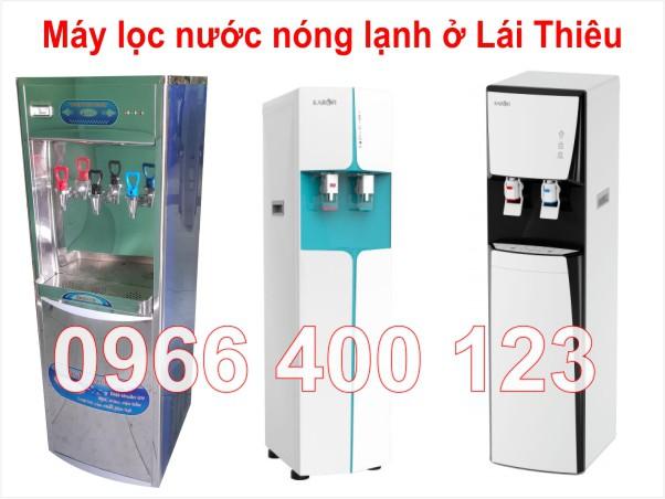 Máy lọc nước nóng lạnh giá rẻ ở Lái Thiêu