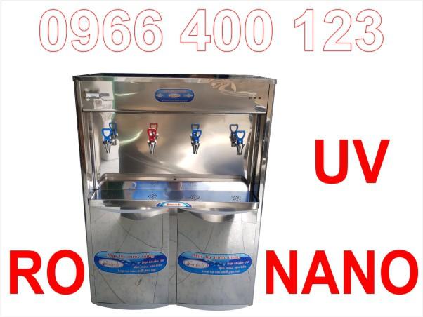 Công nghệ lọc nước tiên tiến RO, Nano, UV