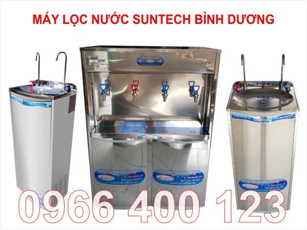 Máy lọc nước Suntech tại Bình Dương