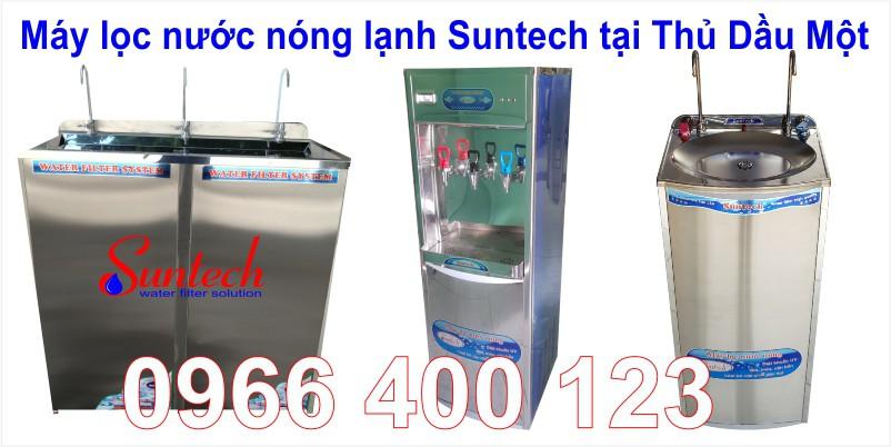 Máy lọc nước Suntech uy tín giá rẻ tại Bình Dương