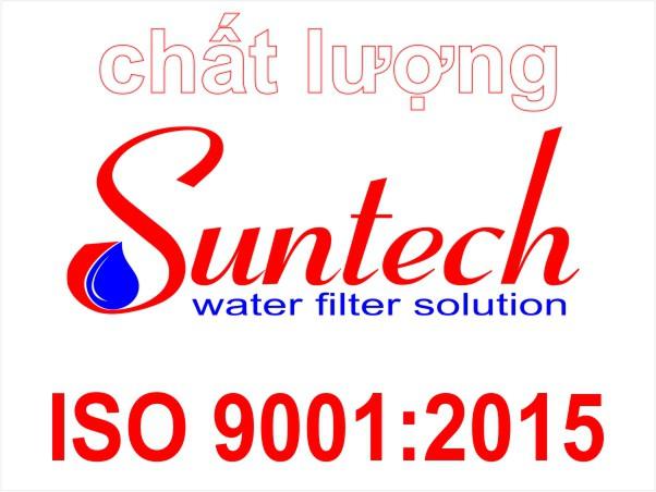 Máy lọc nước Suntech chất lượng ISO