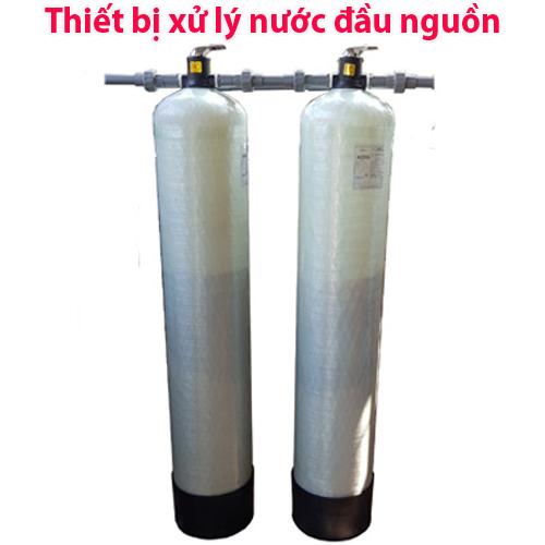 Thiết bị xử lý nước đầu nguồn hcm